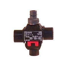 Morris Products 15-Amp 600-Volt Black 1-Wire Connector 96104