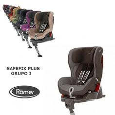 Romer Safefix Plus Silla de coche grupo 1 en To2BeBe & Kids Tarragon online