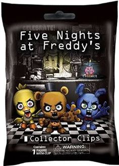 Five nights at Freddy's.Which one did you get?