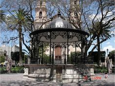 Kiosko Lagos de Moreno Jalisco.