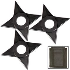 Show details for Naruto Shuriken Ninja Star Set