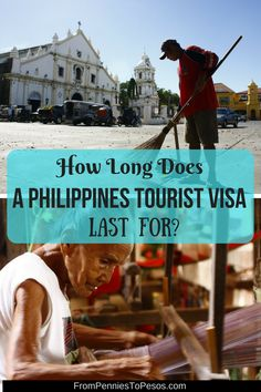 How Long Can I Stay in the Philippines on a Tourist Visa? And What Happens if I Overstay? If I overstay, will I be in serious trouble with the authorities? Find out by reading this article.  via @www.pinterest.com/97eb8cb051d4f5840c337b46edd6b1 Philippines, I Can, Author, Shit Happens, Reading, Travel, Life, Viajes, Writers