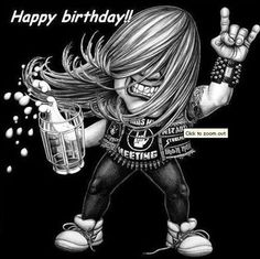 Happy Birthday! Rock!