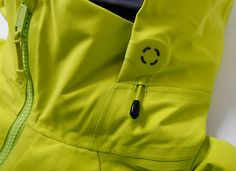 Cohaesive and BURTON: 2014 AK457 Guide Jacket