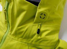 Cohaesive and BURTON: 2014 AK457 Guide Jacket