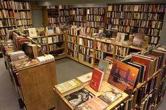 Il fascino d'altri tempi della libreria neozelandese: testi usati e grandi avventure
