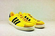 Adidas #sneakers #yellow #man #FallWinter