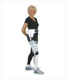 Hip-Knee-Ankle-Foot Orthosis HKAFO