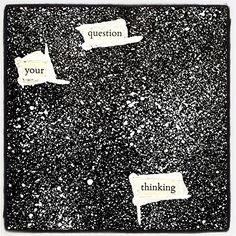 Second Opinion: Make Black Out Poetry, Black Out Poetry, Poetry