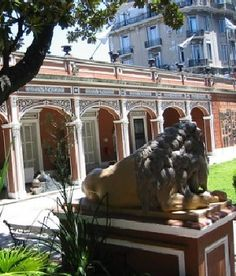 Buenos Aires Museo Historico Nacional: Parque Lezama