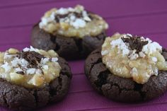 German Chocolate Cake Cookies...so good!