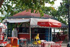 Kiosko de golosinas y bebidas Paso de Lanchas Coatzacoalcos Ver