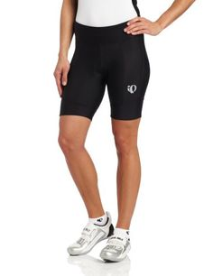 Pearl Izumi Women's Attack Shorts, Black, XX-Large: SELECT Transfer fabric sets the benchmark for moisture transfer Flattering wide waistband for superior comfort anatomic design Silicone leg. Compression Clothing, Compression Shorts, Cycling Shorts, Cycling Outfit, Women's Cycling, Cycling Equipment, Thing 1, Shorts With Tights, Outdoor Woman