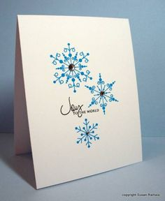OLW13 Christmas in July by LateBlossom - Cards and Paper Crafts at Splitcoaststampers