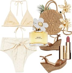 Ready for a Day at the Beach Outfit | ShopLook Beach Day Outfits, Summer Outfits, Witch Outfit, Velvet Matte, Flower Plates, Outfit Maker, Flower Earrings, Place Card Holders, Boho
