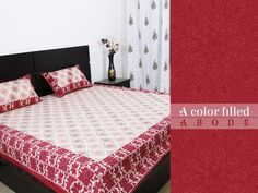 #bedsheets for #colorfulhomes