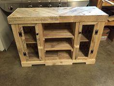 Pallet Kitchen Cabinet | Pallet Furniture