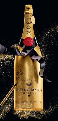 Moet and Chandon Gold Jeroboam 05
