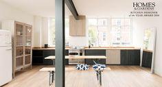 Beautiful kitchen inspiration by Devol Kitchens
