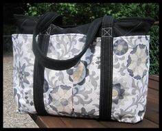 Ultimate Diaper Bag Pattern