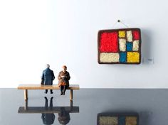 Baked Goods As Fine Art, A Fundraising Project By Britain's Art Fund