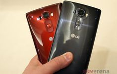 LG G Flex 2 Hands-On