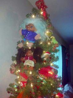 Debby D ...2012 ..last year's christmas tree