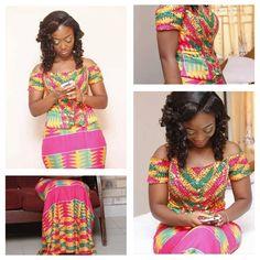 Dress by Pistis Photo Credit: At_kixel Photo Source: I Do Ghana