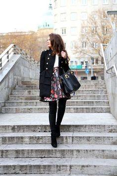 outfit-stuart-weitzman-overknees-prada-bag-military-coat