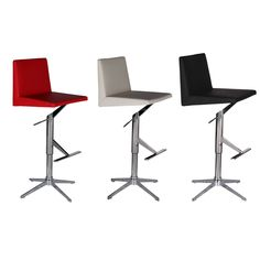 Bellini Ethan Adjustable Bar Chair - Bar Stool Boutique