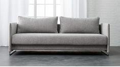 Light grey sleeper sofa 2018 / 2019 gray sleeper loveseat gray queen sleeper sofa best cheap sofa bed grey pull out sofa bed contemporary sleeper sofa ideas Best Sleeper Sofa, Sectional Sofa With Recliner, Best Sofa, Sleeper Sofas, Leather Sectional, Recliners, Grey Sofa Bed, Sofa Couch Bed, Contemporary Sofa