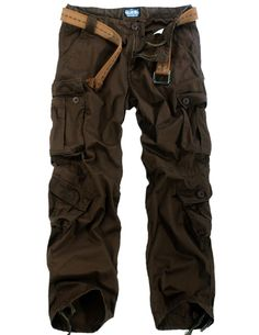 Find More Casual Pants Information about Fashion Men's Cargo Pants ...