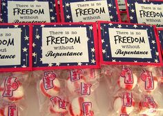 older and wisor: Last Minute 4th of July Treats