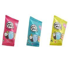 Moj Moj Squishy Toys Series 1-2 Soft /& Squishy Characters Randomly selected
