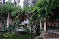HAVEHJERNEN: Jardins del Laberint d'Horta - del 2