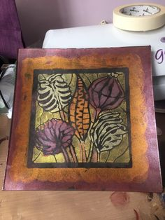 Get Your Art Out – The Gallery – Barbara Gray Blog Barbara Gray Blog, Something Old, Tapestry, Gallery, Artwork, Stamping, Hanging Tapestry, Tapestries, Work Of Art