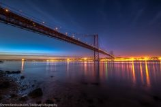 """Ponte 25 de Abril (Lisboa) by luismetheny #photo"""