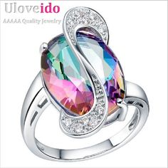 Find More Rings Information about Rings for Women Silver Anel Feminino Fashion Vintage CZ Diamond Anillos Sapphire Jewelry 2016 Bague Femme Ruby Wedding Ring ,High Quality ring designs jewelry,China jewelry distributor Suppliers, Cheap jewelry silver ring from ULove Fashion Jewelry Store on Aliexpress.com