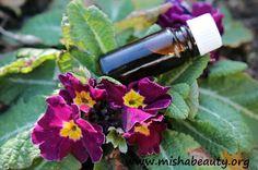 MishaBeauty - DIY kosmetika: Nehtový olejíček