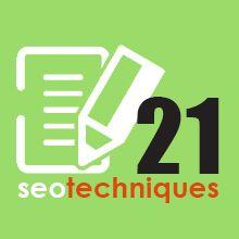 21 SEO Techniques