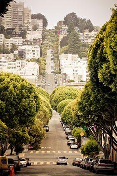 San Francisco. My Love.