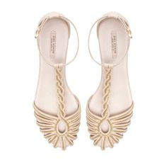 CHAIN SANDAL - Shoes - Woman - ZARA United States