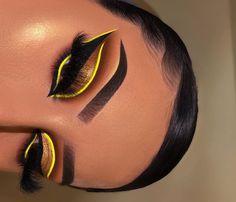makeup tips eyeshadow makeup on dark skin eyeshadow colors revolution eyeshadow palette online india makeup looks step by step makeup tutorial for green eyes eyeshadow makeup makeup eyeshadow oh honey Makeup Eye Looks, Eye Makeup Art, Cute Makeup, Pretty Makeup, Skin Makeup, Eyeshadow Makeup, Eyeshadows, Gorgeous Makeup, Foil Eyeshadow