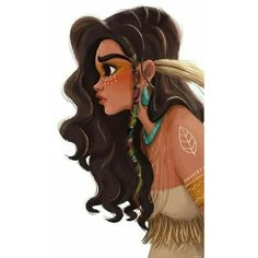 Disney addict ❤ liked on Polyvore featuring pocahontas