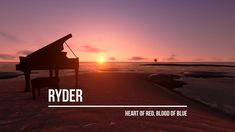 Ryder: Childhood Etude in Db (Original Piano Solo)