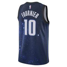 691c15408e3 Evan Fournier City Edition Swingman Jersey (Orlando Magic) Men s Nike NBA  Jersey - Black