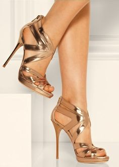 Jimmy Choo Sandals www.ScarlettAvery.com