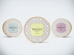 Medina Incense   Packaging of the World: Creative Package Design Archive — Designspiration
