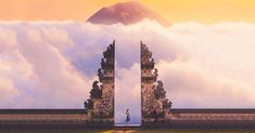 77 Extraordinary things to do in Bali that your tour guide might not even have heard of - Places to visit, eat and everything Honeymoon Romance, Bali Honeymoon, Bali Places To Visit, Best Of Bali, Japan Holidays, Hidden Beach, Natural Scenery, Paradise Island, Adventure Tours