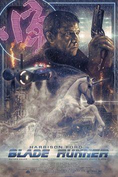 Blade Runner by Casey Callender